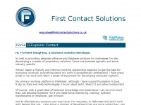Firstcontactsolutions.co.uk