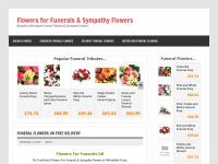 flowersforfunerals.org.uk