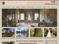 fordeabbey.co.uk