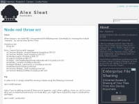 alexsleat.co.uk