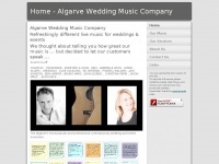 algarveweddingmusic.co.uk