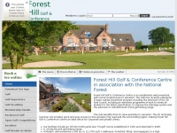 foresthillgolfclub.co.uk