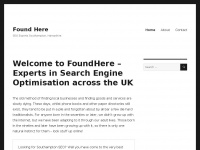 foundhere.co.uk
