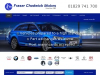 fraserchadwickmotors.co.uk