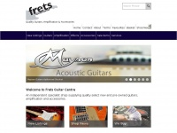 fretsguitarcentre.co.uk