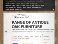 furnitureoak.org.uk
