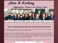 alive-and-kicking.org.uk