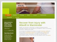 allevi8sportsmassage.co.uk