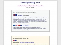 gamblingstrategy.co.uk