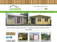 garasheds.co.uk