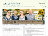 garlandsorganic.co.uk