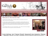 garrickclub.co.uk