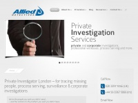 allieddetectives.co.uk