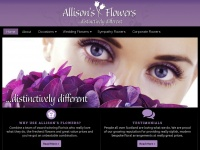 allisonsflowers.co.uk