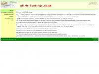 allmybookings.co.uk