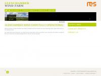 glenchamber-windfarm.co.uk