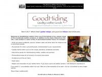 goodhiding.co.uk