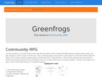 greenfrogs.co.uk