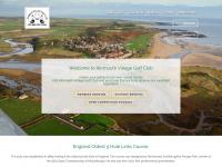alnmouthvillagegolfclub.co.uk