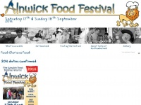 Alnwickfoodfestival.co.uk