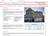 alnwicksquashclub.co.uk