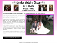 alondonweddingdisco.co.uk