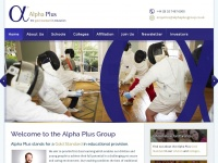 alphaplusgroup.co.uk