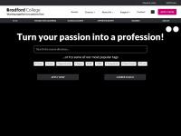 bradfordcollege.ac.uk