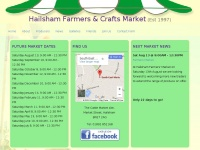 hailshamfarmersmarket.co.uk