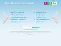1stclasselectrician.co.uk