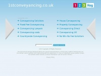 1stconveyancing.co.uk