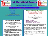 1stmarkfield-scouts.co.uk