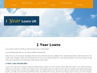 1yearloansuk.co.uk