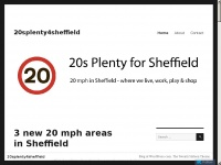 20splentyforsheffield.org.uk