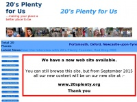 20splentyforus.co.uk