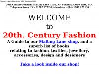 20thcenturyfashion.co.uk