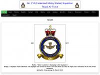 214squadron.org.uk