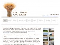 Althornehallcottages.co.uk