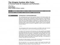 altoflute.co.uk