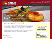 amalfirestaurant.co.uk