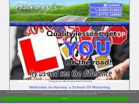 harveysschoolofmotoring.co.uk