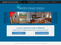 gardenhousehomes.co.uk