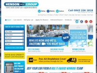 hensonmotorgroup.co.uk