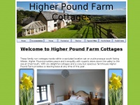higherpoundcottages.co.uk
