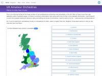 amateurorchestras.org.uk