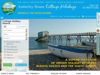 amberleyhousecottages.co.uk