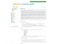 ambulancetechnicianstudy.co.uk