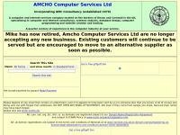 amcho.co.uk