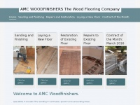 amcwoodfinishers.co.uk