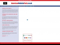 americanvehicleparts.co.uk